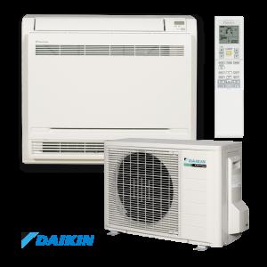 Инверторен климатик Daikin Professional FVXS25F RXS25G - подово тяло