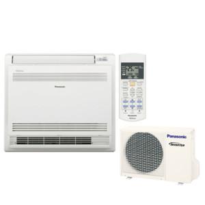 Инверторен подов климатик Panasonic CSCU E09PFE