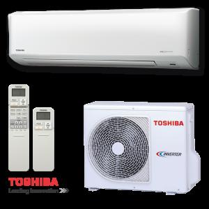 Инверторен климатик Toshiba Suzumi Plus RAS-B10N3KV2-E RAS-10N3AV2-E