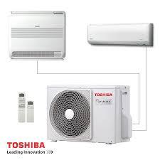 Мултисплит система Toshiba RAS-M14GAV-E - външно тяло